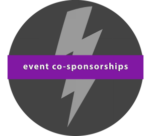 event co-sponsorships