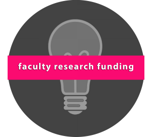 faculty research funding