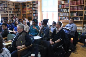 Audience at Workshop Sessions