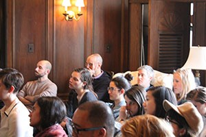 Audience at the keynote