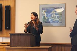 Elena Shih — Workshop Speaker