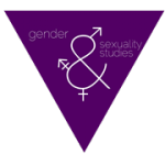 GSS Pin Design: An Ampersand with Male, Female, and Trans symbols attached