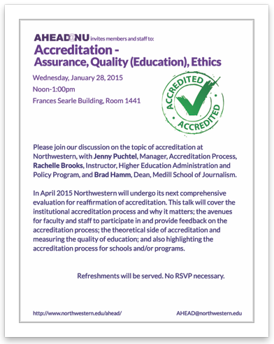 Accreditation Event