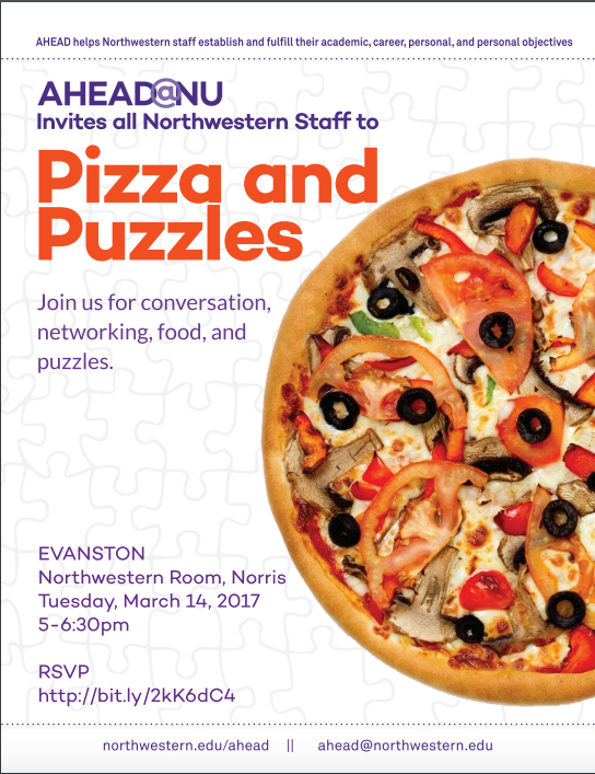 Pizza and Puzzles