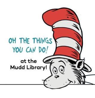 mudd library header for AHEAD presentation