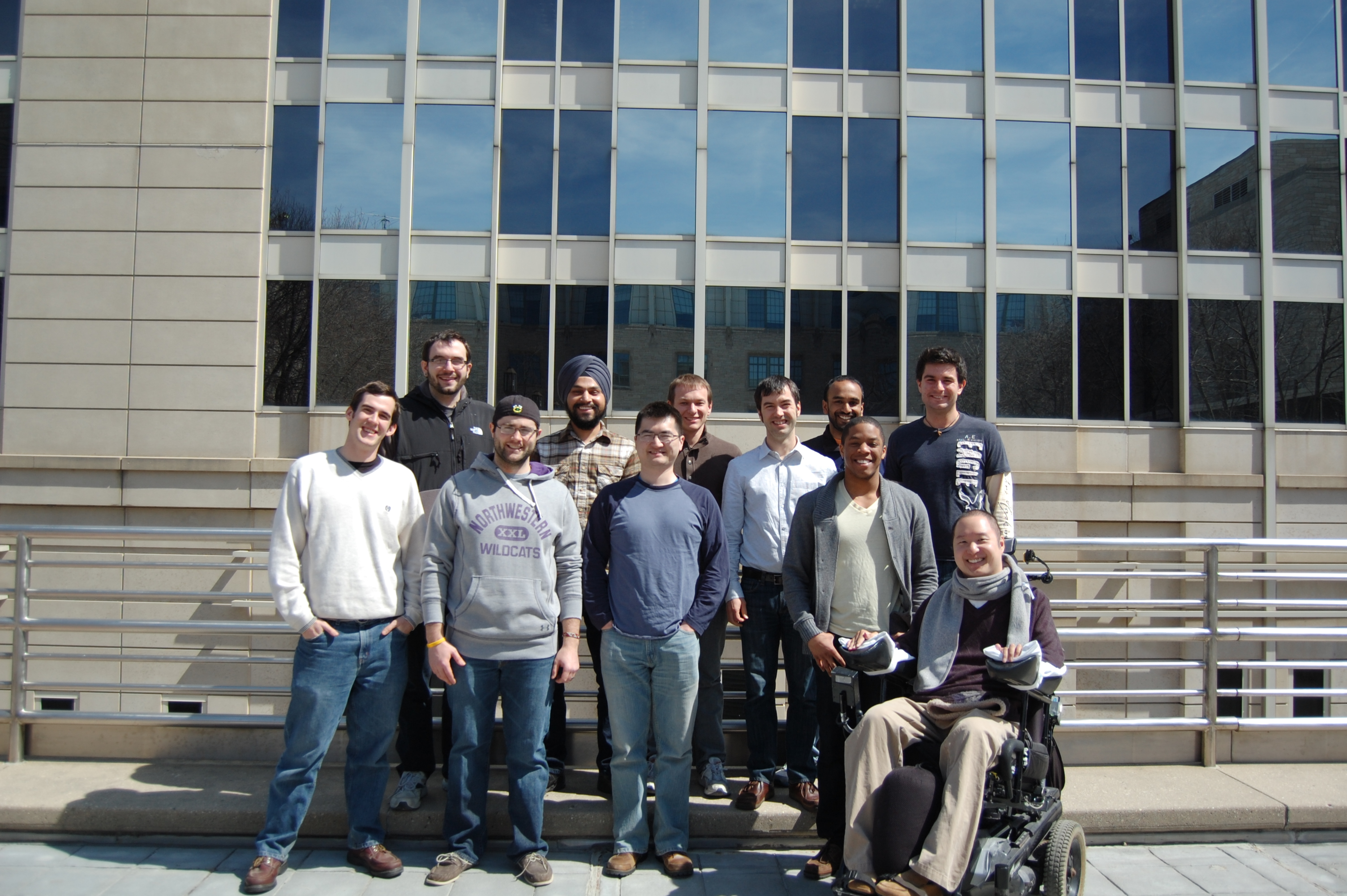 Lab photo Apr 2013