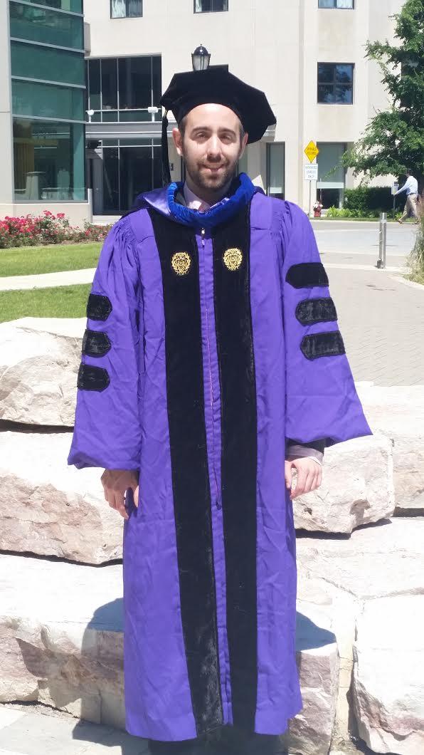 dante graduation