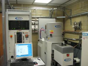 Deep Reactive Ion Etcher
