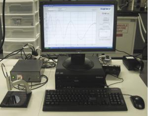 Reflectometer Filmetrics F20