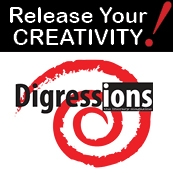 Release your creativity. Submit your original work to Digressions.