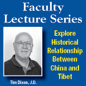 Farquhar Faculty Lecture Series: Tim Dixon