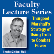 Faculty Lecture Series: Charles Zelden