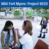 NSU Ft Myers: Project SEED