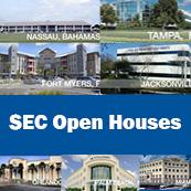 SEC Open Houses