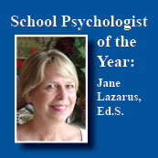 School Psychologist of the Year