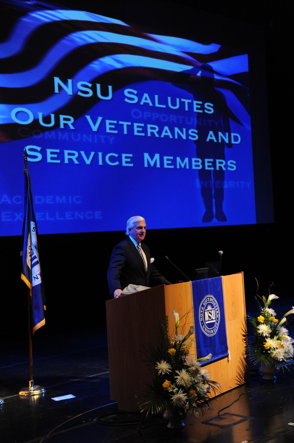 NSU salutes veterans--1