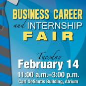 Business Career and Internship Fair