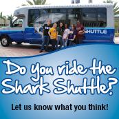 Shark Shuttle Feedback