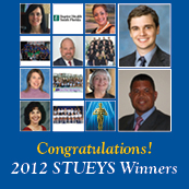 thumbnail graphic--congratulations! 2012 Stueys Winners