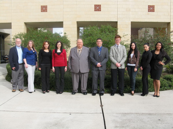 photo: NSU's Mock Trial Team