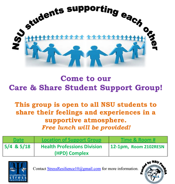image -- Student Support Group thumbnail