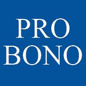 image -- pro bono