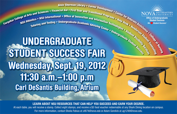 Student Success Fair 2012