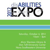 Disabilities Expo 2012