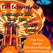 Student Activities--Fall Extravaganza
