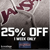 NSU Bookstore Sale Oct 8-13, 2012