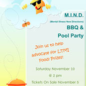 MIND BBQ & Pool Party