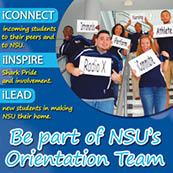Orientation Team Selection