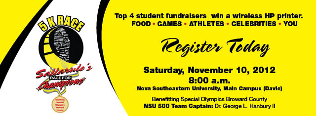 Sallarulo's Race for Champions – Join team NSU 500 now!