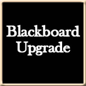 Blackboard Upgrade