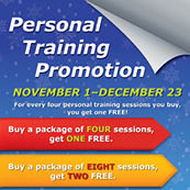 Personal Training Promo
