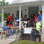 SEC students help Habitat for Humanity in Key West