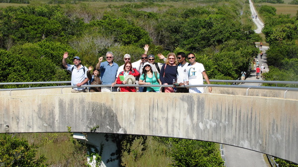 School's out: In the Everglades