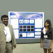 Biology Students Present Prostate-Cancer Research at Conference in California