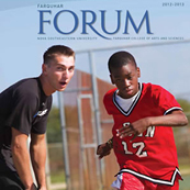 Latest Issue of Award-Winning Farquhar Forum Magazine Published, Available Online