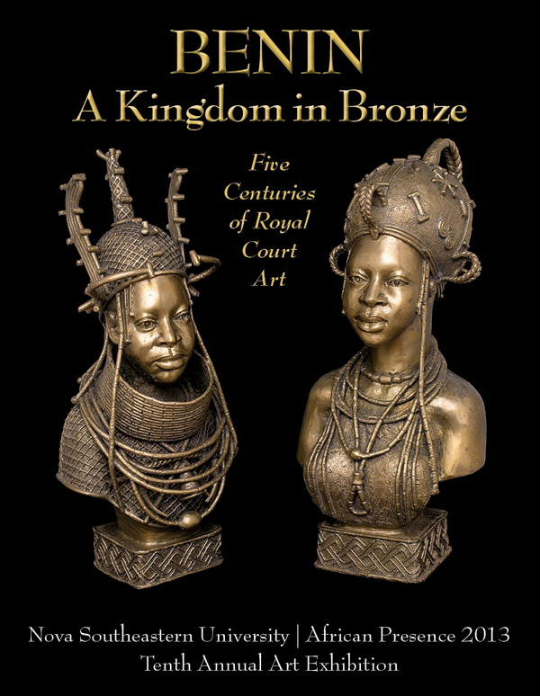 10th Annual African Presence Exhibit Brings Bronze Treasures from the Royal Court of Benin to NSU
