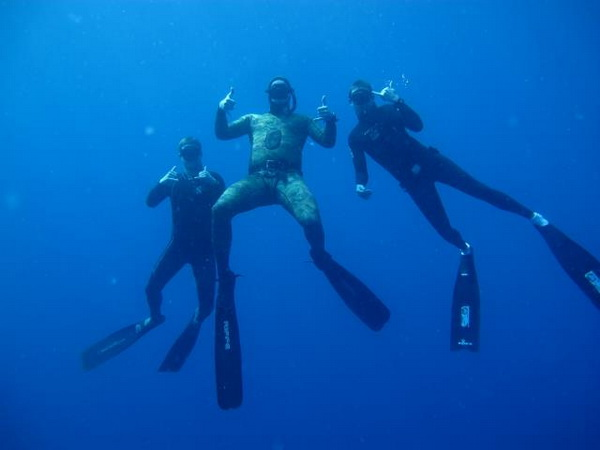 New Freediving Course Teaches Proper and Safe Breathhold Diving Techniques