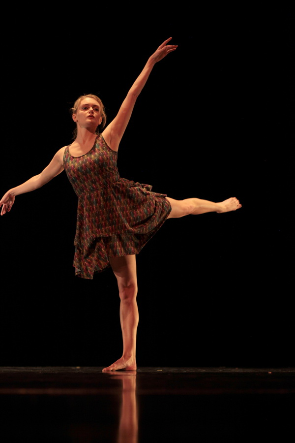 Showcase Your Best Steps—Audition for Annual Dance Concert Production