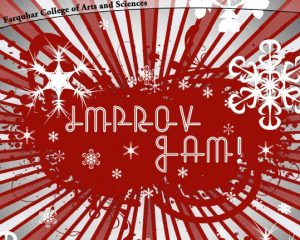 Enjoy Energetic Evening of Comedy, Music at Annual Improv Jam!