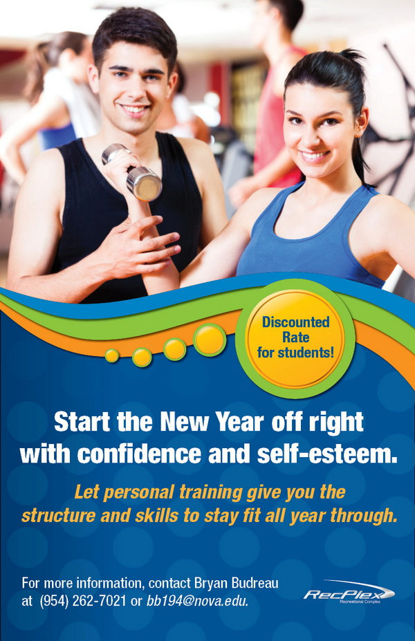 Personal Training, New Year New You