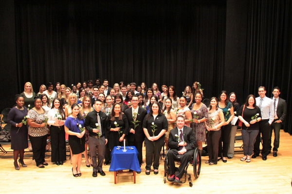 Outstanding NSU Psychology Students Inducted into National Honor Society
