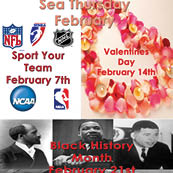 SEA Thursday February