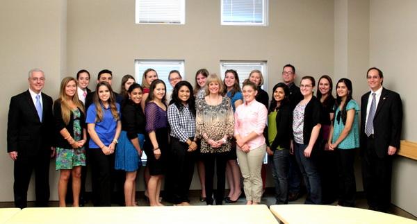 Forensic Anthropologist, Bestselling Novelist Kathy Reichs Speaks at NSU