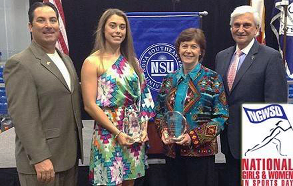 NSU Athletics Celebrates National Girls & Women in Sports Day