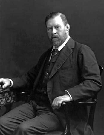 Bram Stoker wrote the original Dracula novel in 1897