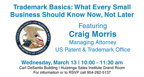 Trademark Basics by Craig Morris